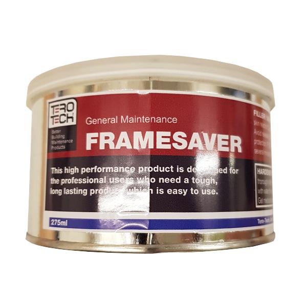 Framesaver Wood refurbishing & staining