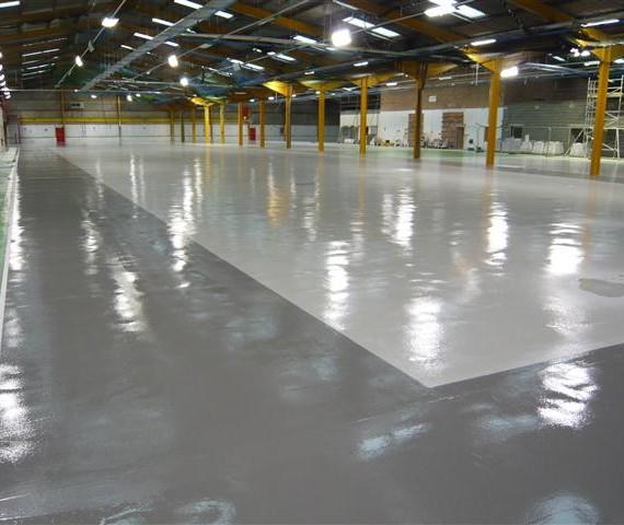 Epox Eze Heavy Duty High Build Floor Coating