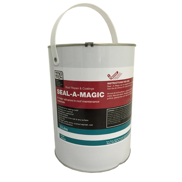 Seal A Magic First Aid Kit For Roofs